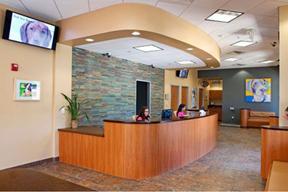 2012 Best Designed Veterinary Hospital Featuring Animal Artist Pat Saunders-White